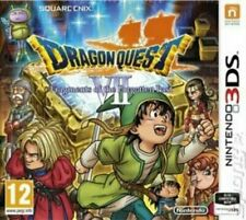 Dragon Quest VII 7 Fragments of the Forgotten Past NINTENDO 2DS 3DS PAL UK