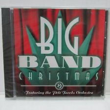 Big Band Christmas Featuring the Pete Jacobs Orchestra Music CD New V20058