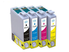 4 fits for Epson Stylus S22 Sx125 SX130 Sx230 Sx235w Ink Cartridges