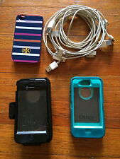 I phone 4 case and charger