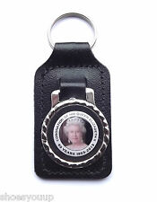 Hm Königin Elisabeth II Coronation 1953 - 2013 Sammler Rechteckige Schlüsselring