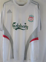 "Liverpool 2008-2009 Away Football Shirt Size 42""-44"" /8577"