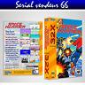 """Boitier du jeu """" SPACE HARRIER """", Sega 32 X, ANGLAIS. HD. (SANS LE JEU)"""