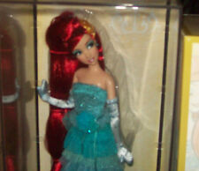 ARIEL DISNEY DESIGNER PRINCESS & URSULA  VILLAINS DESIGNER DOLLS BOTH NIB