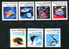 Palau 75-85 MNH Marine Life Fish x5112