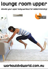 Toning, Body Sculpting EXERCISE DVD - Barlates Body Blitz LOUNGE ROOM UPPER!