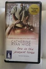 Love in the Present Tense by Catherine Hyde: Unabridged Cassette Audiobook (D5)