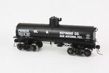 SAN JUAN CAR CO PIONEER OIL TANK CAR #PNRX 107 O Scale 2 Rail Model RTR SJC107