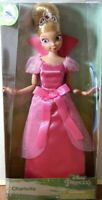 New Disney Store Charlotte Classic Doll The Princess and the Frog 11""