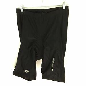 Bellwether Mens Cycling Shorts Criterium Bike Shorts Black Style# 0535 Size 2XL