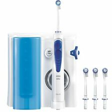 ✔Braun Oral-B Professional Care Oral Health Center OxyJet Munddusche +4 Düsen *✔
