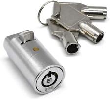 Vending Machine Lock Keyed Alike Coke Machine Lock Snack Machine 3 Pcs Keys