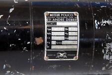 MOTEUR POLICO POUR CAMERA ANDRE DEBRIE MOTOR VERY RARE ITEM
