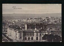 Malta View of FLORIANA c1900/20s? PPC faults