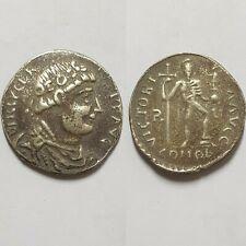 GLYCERIUS. IMPERIO ROMANO. MILIARENSE  PLATA.VICTORIA. SILVER MILIARENSE.   C761