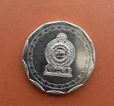 SRI LANKA - 10 RUPEES UNC COIN 2013 YEAR REGION STATE EMBLEM FREE SHIPPING