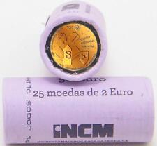 PORTUGAL: cartucho 25 monedas de 2 euro 2017  Policía de Seguridad Pública