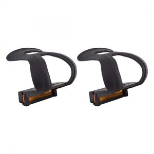 SUNLITE Mini Toe Clips for Bicycle Pedals