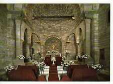 Postal GERONA, Interior Iglesia Parroquial de Porqueras