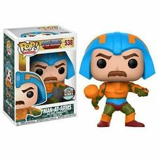 Masters of the Universe Funko POP! TV Man-At-Arms Exclusive #538  Pre Order MOTU