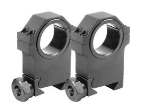 BARSKA 30mm X-High HD Weaver Style with 1-Inch Insert Riflescope Ring