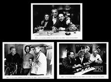 BARFLY 3 Photos BUKOWSKI ROURKE DUNAWAY Alcool Tournage SCHROEDER 1987