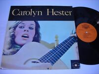 Carolyn Hester Self Titled 1961 Mono LP VG++