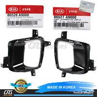 for 2015-2017 Sedona 86528-A9000 Genuine OEM Kia Fog Light Trim LH