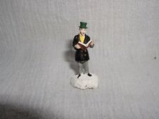 Kirkland Lighted Village Victorian Singer Caroler Christmas Holiday Decor 1990's