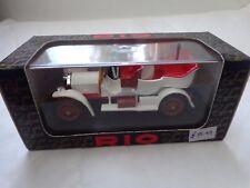 RIO 1/43 - REF 17 - MERCEDES BENZ TOURISTE 1909 DIECAST MODEL CAR IN BOX