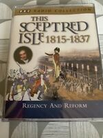 AUDIO BOOK This Sceptred Isle 1815-1837 REGENCY AND REFORM on 2 x cass BBC - New