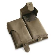 GERMAN FOREIGN MILITARY SURPLUS DOUBLE G3 MAG POUCH. cetme FN-FAL AR-10 any 308