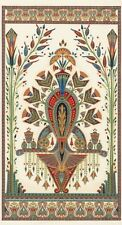 """Robert Kaufman Valley of the Kings 2 SRKM 16282 163 Spice 24""""Panel Cotton Fabric"""
