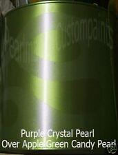 25g Apple Geen Pearl Pigment Powder Custom Auto Paint Nail Art Hot Rod Airbrush