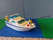 VINTAGE 1991 LEGO Cabin Cruiser (4011) RARE 100% COMPLETE NO BOX