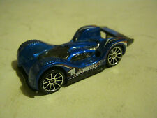 Hot Wheels Dark Blue Low C-GT, very good condition (EB8-31)