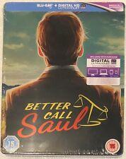 Better Call Saul Season 1 Steelbook - Limited Edition Blu-Ray **Region Free**