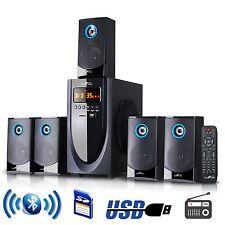 BeFree SOUND 5.1 CHANNEL SURROUND SOUND BLUETOOTH HOME THEATER SPEAKER SYSTEM