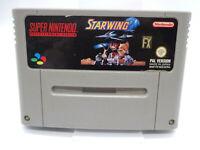 Nintendo SNES Spiel - Starwing (Modul)(PAL) 11175452 Star Wing Super Nintendo
