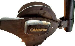 downrigger cannon uni trolly