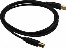 USB 2.0  Printer Cable Cord 0X0956 10ft for Dell HP Canon Lexmark Brother Epson