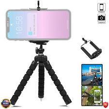 Flexible Tripod Stand Holder Mini Octopus Compatible with iPhone Android Phone