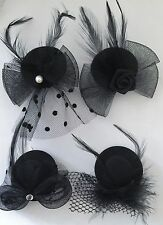 Unbranded Lace Wedding Fascinators & Headpieces for Women
