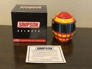 John Paul Jr. Signature Edition Simpson Indycar Mini Helmet 1/4 Indy 500
