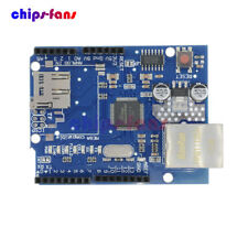 W5100 Ethernet Shield Expansion Board For Arduino UNO ATMega 328 1280 Mega 2560