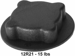 Expansion Tank Cap AC Delco 8JGY11 for Ford F550 Super Duty 2000