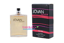 Jovan Fever by Coty 3.4oz / 100ml EDT Spray In Original Retail Box For Men RARE