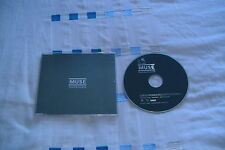 MUSE TIME IS RUNNING OUT GERMAN PROMO CD VERY GOOD CONDITION VERY RARE!