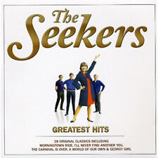 The Seekers Greatest Hits 2009 CD 28 Tracks