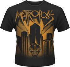Metropolis T-Shirt Homme / Man - Taille / Size XL PLASTIC HEAD